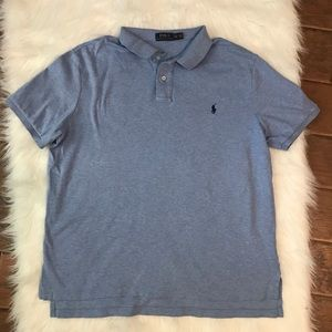 Men's XXL Blue POLO Ralph Lauren Top